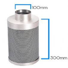 Rhino Pro Carbon Filter 4 Inch ( 100mm x 300mm ) ( 350m3/hr )